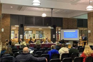 Third Track Constructors Presents Project Update to Garden City Board of Education 01-16-19