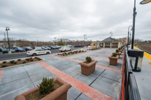 Enhancement of Port Jefferson Station Nears Completion 01-31-19