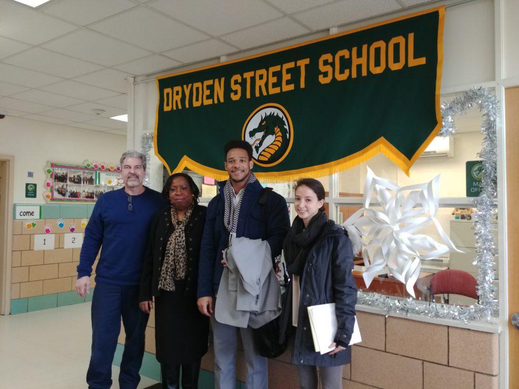 Dryden St School - 01-30-19