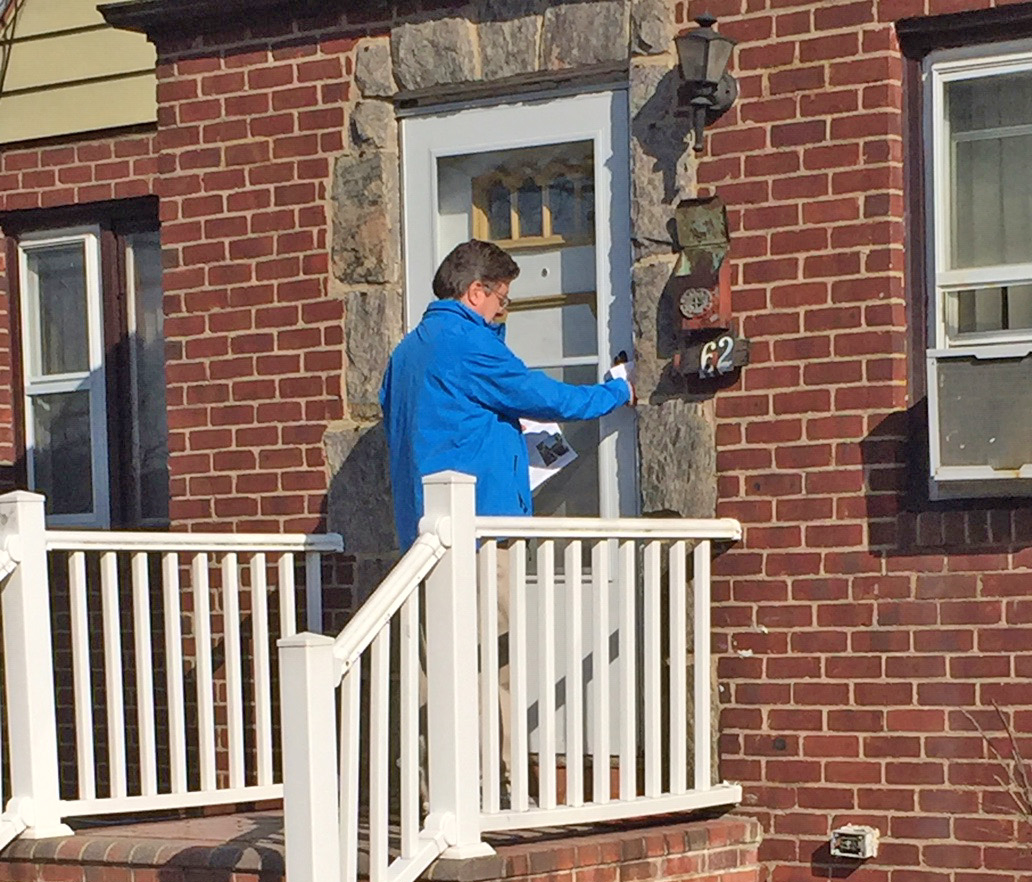 New Cassel canvassing 02-05-19