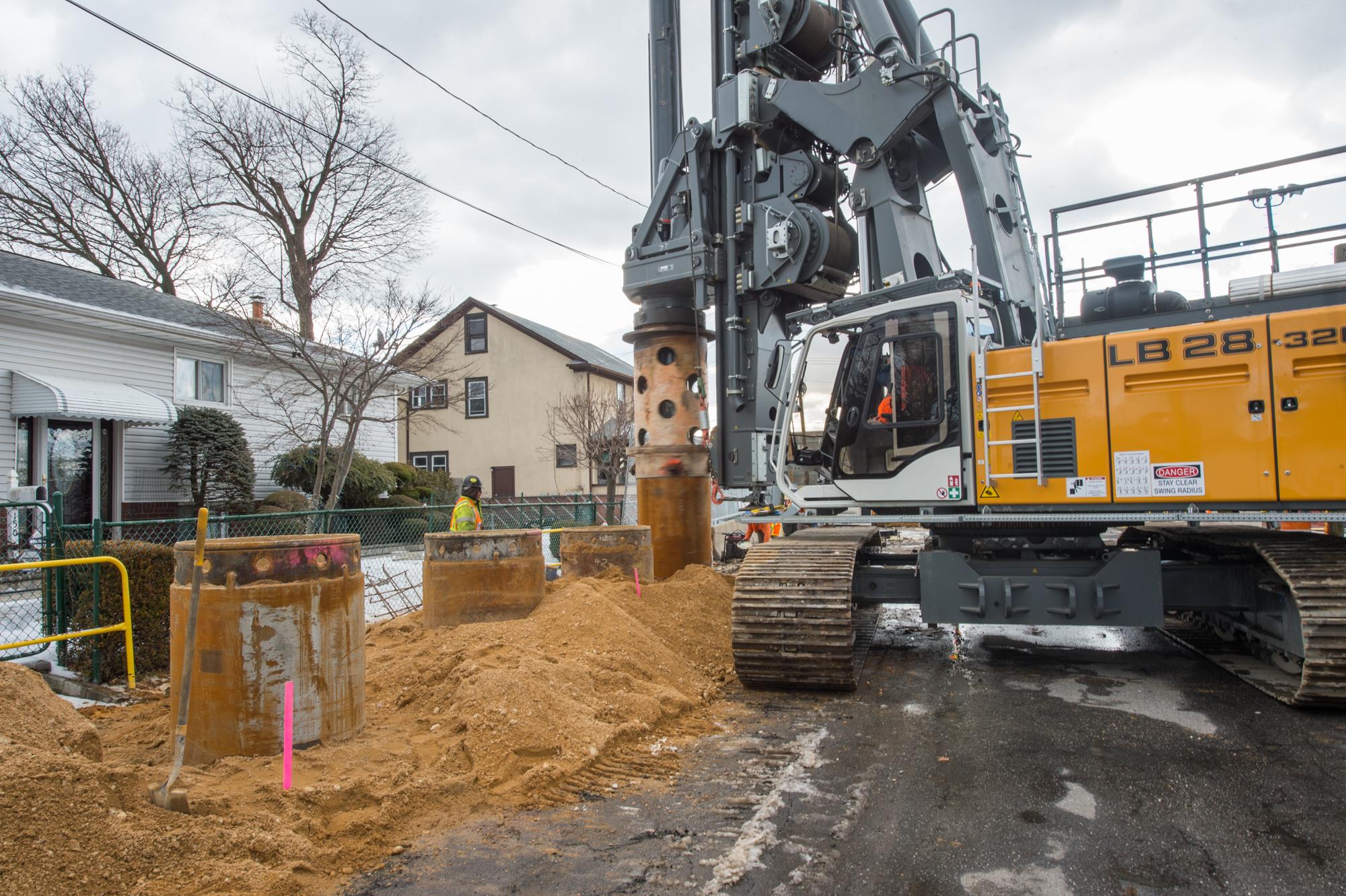 Urban Avenue Grade Crossing Elimination - 02-13-19