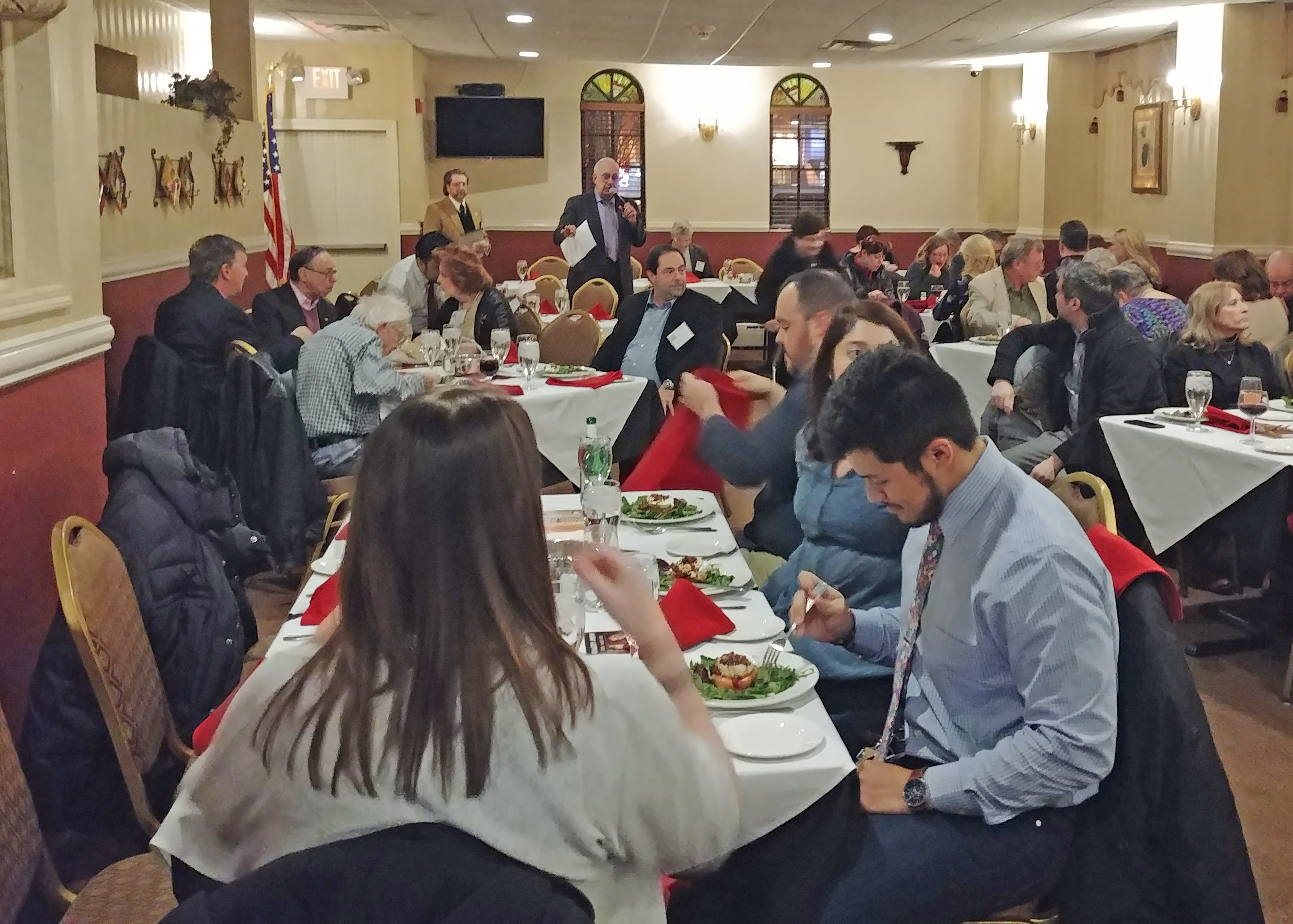 Mineola Chamber of Commerce - 02-19-19