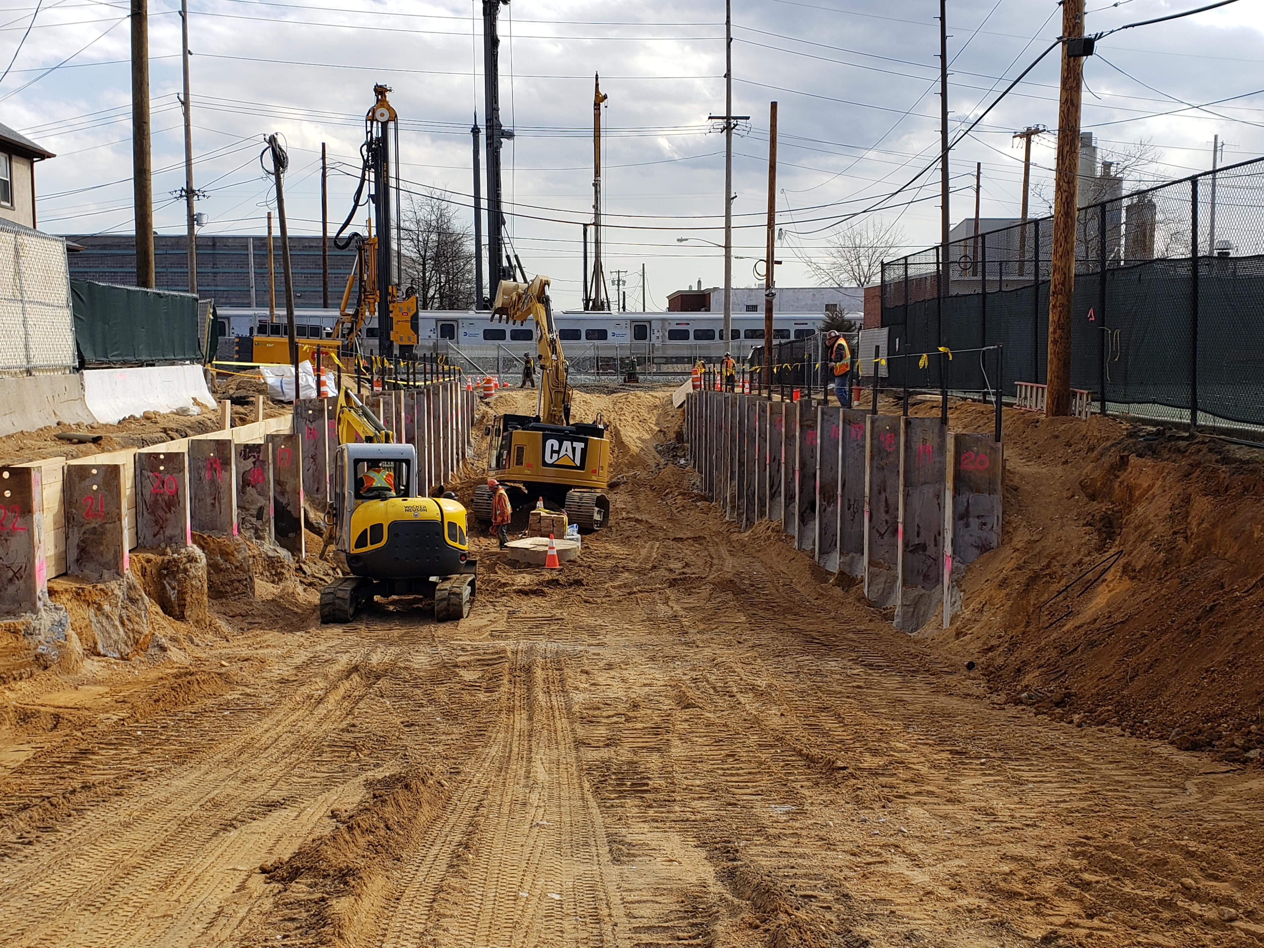 Urban Avenue Grade Crossing Elimination 03-19-19