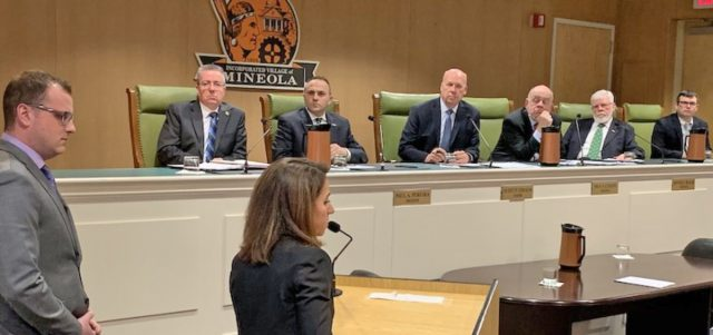 Mineola Board of Trustees Meeting - 03-13-19