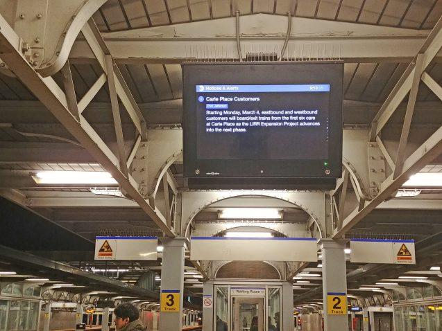 Commuter Notifications - 03-15-19