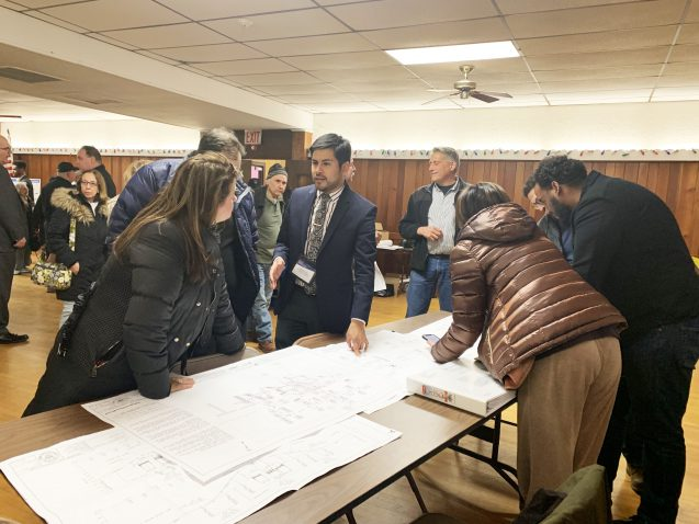 New Hyde Park Village Residents Meeting - 04-03-19