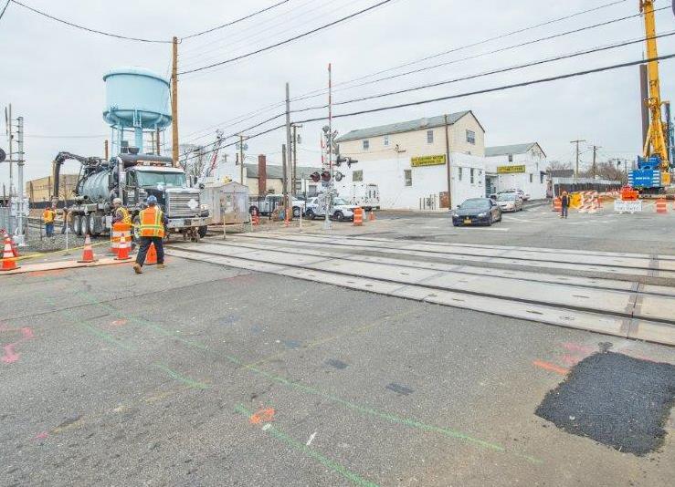 Covert Avenue Grade Crossing Elimination - 04-14-19