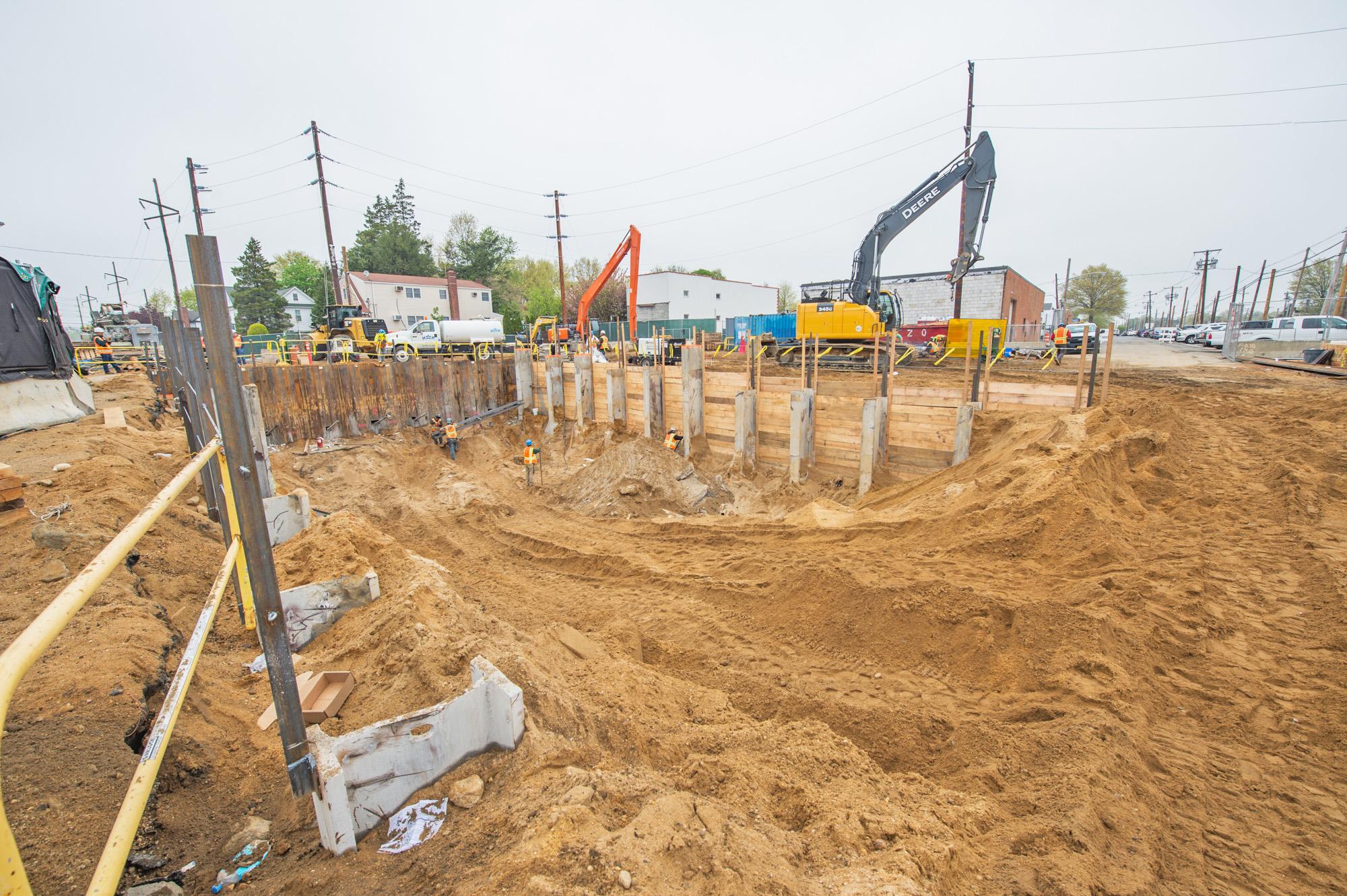 Covert Avenue Grade Crossing Elimination - 05-03-19