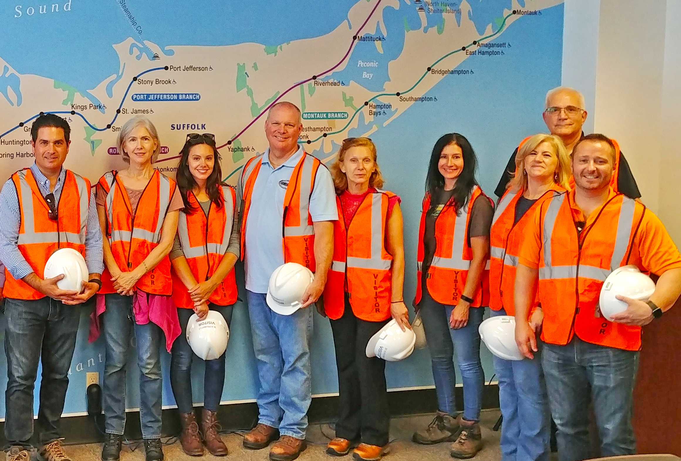 Right Track Coalition Tours Expansion Project - 06-26-19