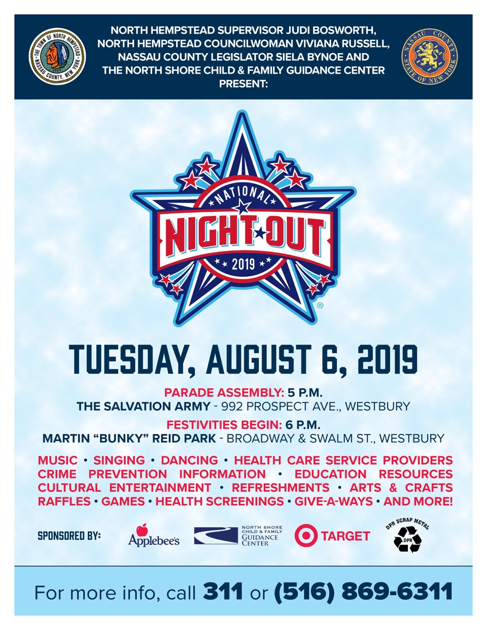 National Night Out - 08-11-19