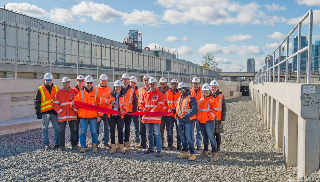 East Side Access - Tunnel D Ribbon Cutting - 11-19-19