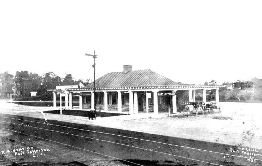 Port Jefferson Station