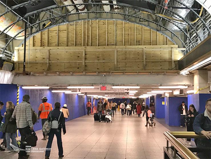 East End Gateway & LIRR Concourse 12-5-19