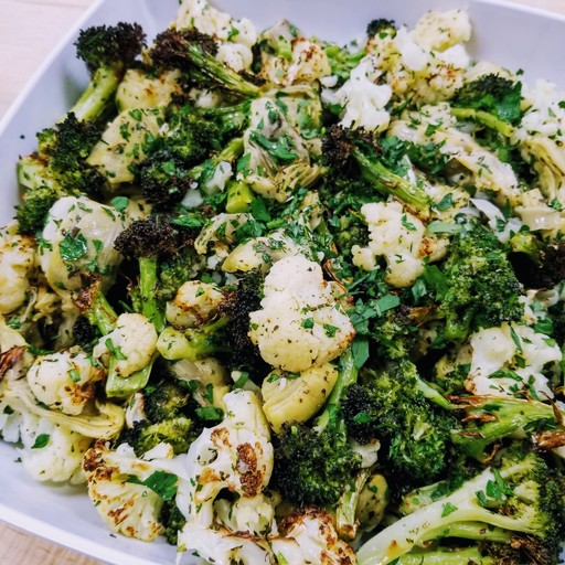 Roasted_artichoke_cauliflower_and_broccoli