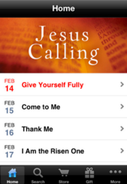 Jesus_calling_home_screen