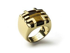 Cartier Tiger Eye Ring