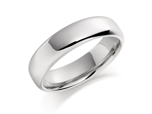 18ct Wedding Ring Band