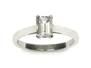 0.90ct Diamond Ring