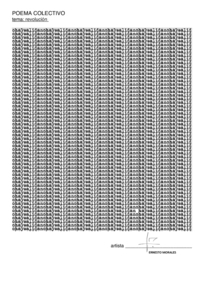 Poema colectivo2014 ernesto morales