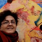 Moma nalini malani portrait