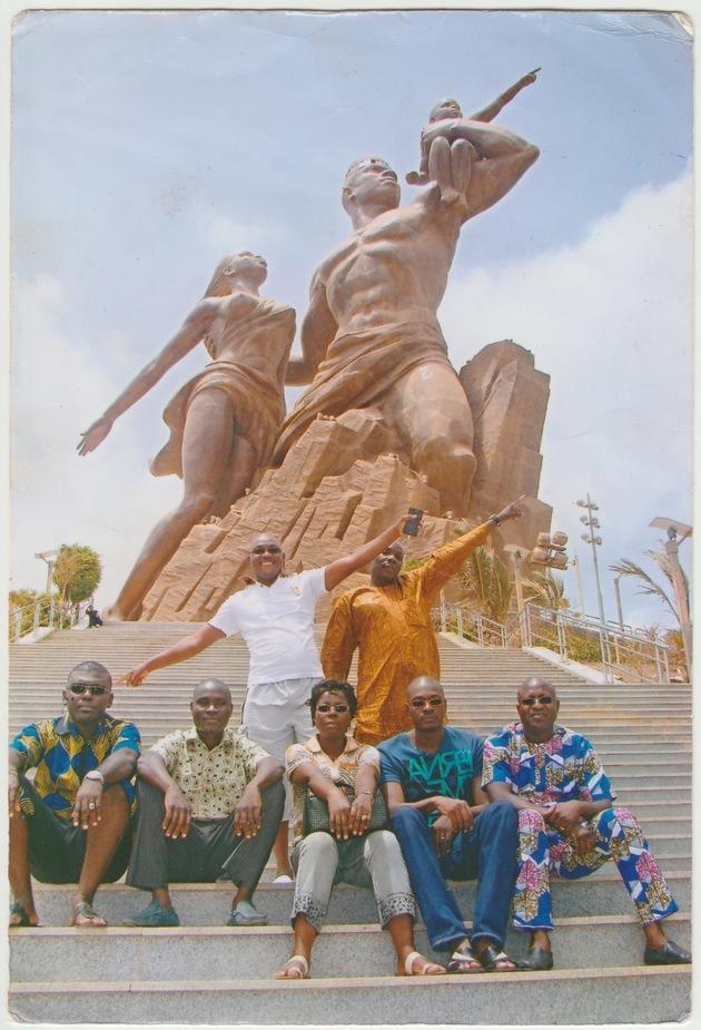 1 4.tourists from burkina faso