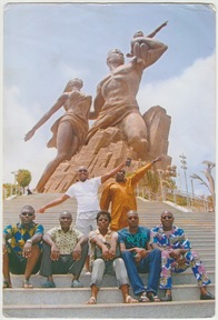 1 4.tourists from burkina faso