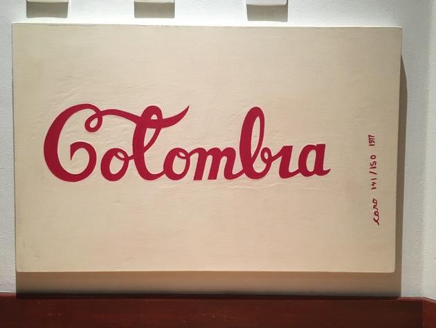Caro colombia white