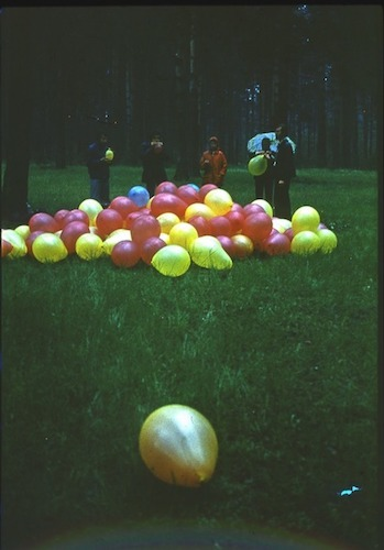 Moma balloon