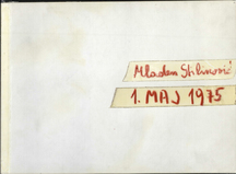Stilinovic 1 maj 0