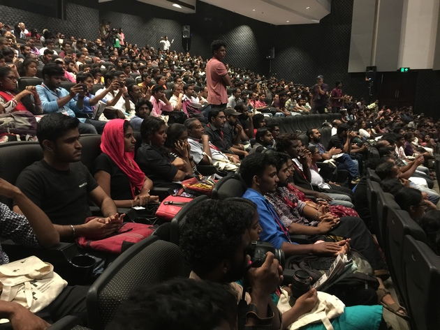 International film festival of kerala 2016