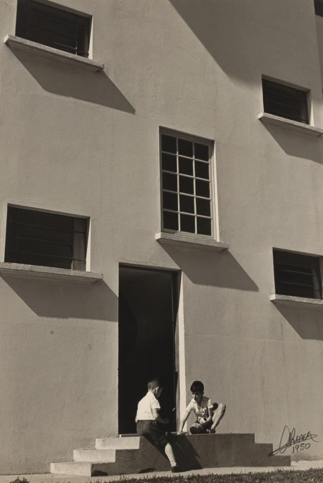 German lorca  apartments  1951