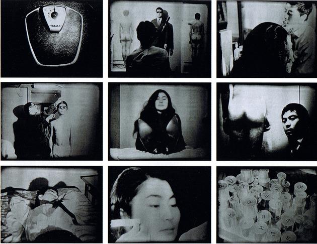 Yoko Ono 1950 Yoko ono as a participantYoko Ono 1950