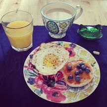 Mar%c3%ada desayuno