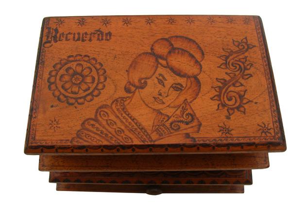 7.2 recuerdo jewelry box
