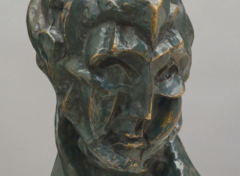 Picasso womans head