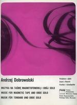 Doborowolski  muzyka na tasme i oboj solo