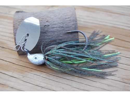 Big Head Wobbler Bladed Jig