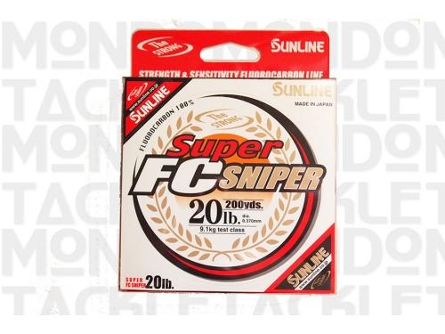 Super FC Sniper-Clear Fluorocarbon