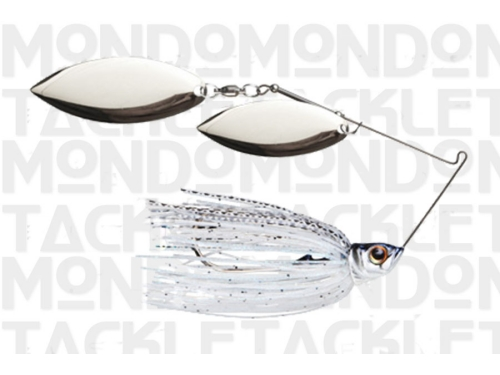 Double Willow Spinnerbait 3/8 oz Nickle