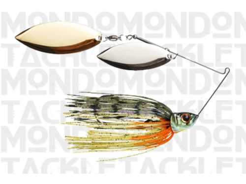 Double Willow Spinnerbait 1/2oz Combo