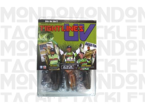 UV Plastic Kit 40 pc Assortment