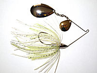 Spinnerbait 1/2 oz Double Colorado