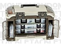 Size Angled StowAway Tackle Box