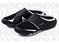 SlideZ Black Slip On Shoes