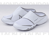 SlideZ White Slip On Shoes
