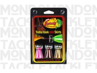 Treble Hook Skirt Mini Variety Pack 2