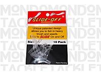 Slide Off  Hook Weedgard- 10 pack