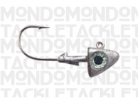 Hammer Head Jig Heads-3pk