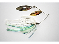 Nickle Spinnerbaits Double Willow 1/4oz