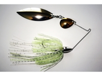 Spinnerbait Tandem Colorado Willow 3/8oz Combo